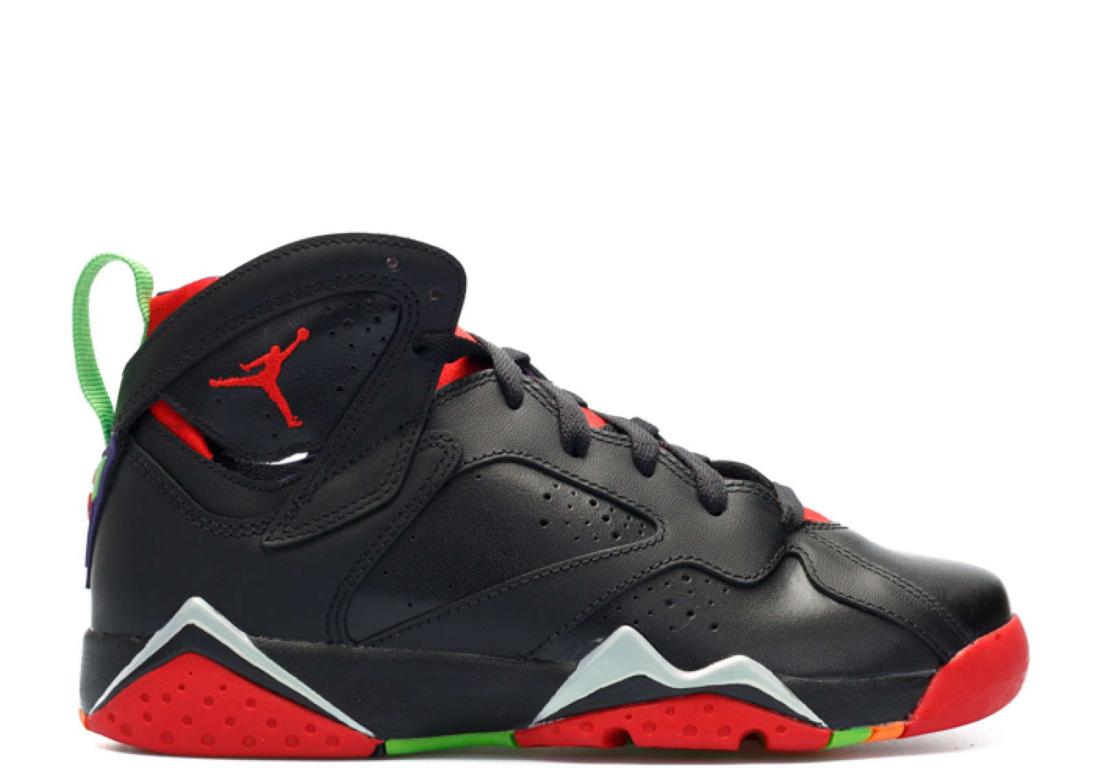 info for a4329 006d1 Air Jordan - Unisex - Air Jordan 7 Retro Bg (Gs)  Marvin The Martian  -  304774-029 - Size 4.5