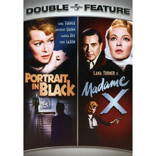 Portrait In Black / Madame X (Widescreen)