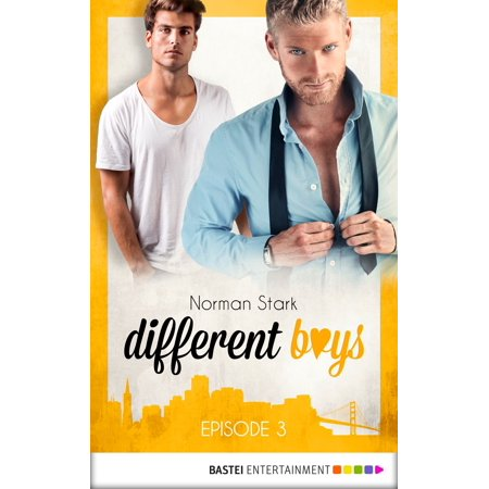 different boys - Episode 3 - eBook