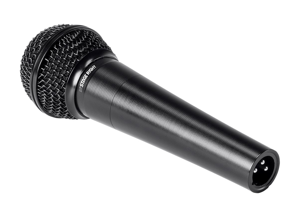 Monoprice Performance Dynamic Vocal Microphone with Clip by Monoprice