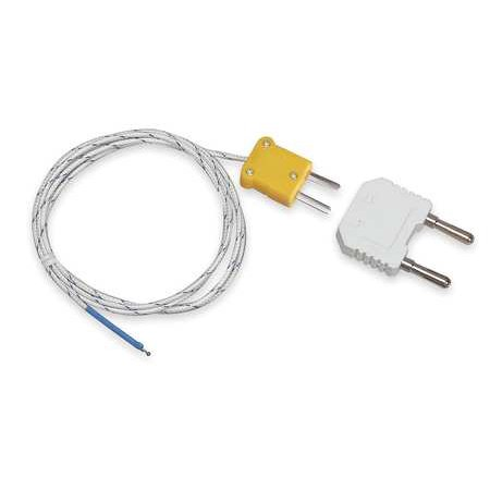 Extech TP873 -22 to 572 Deg F Bead Wire Temperature Probe