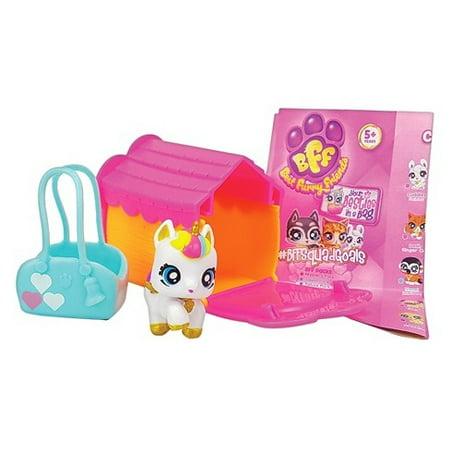 BFF Best Furry Friends Mini Animal Figurine Collectible Secret Mystery Box