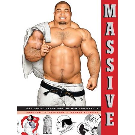 Massive : Gay Japanese Manga and the Men Who Make It