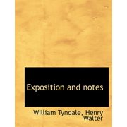 Exposition and Notes