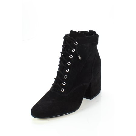 ea0dfe446 Sam Edelman - Sam Edelman NEW Black Women s Size 6.5M Tate Suede Lace-Up Ankle  Boots - Walmart.com