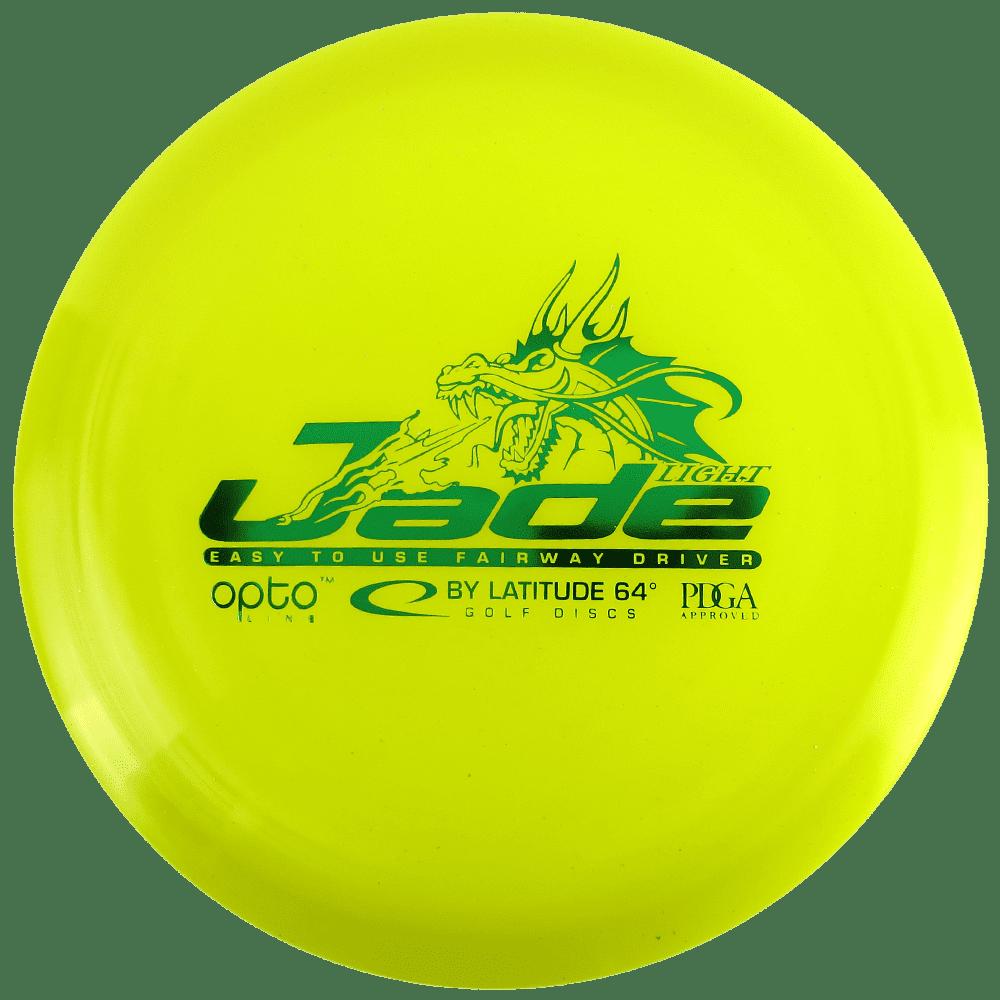 Latitude 64 Opto Jade Light 150-159g Fairway Driver Golf Disc [Colors may vary] - 150-159g
