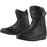 Icon 1000 Eastside Waterproof Womens Boots Black 6 USA