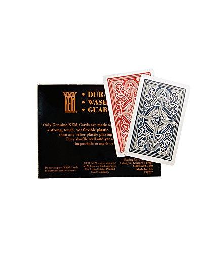 KEM Arrow Jumbo Index Playing Cards