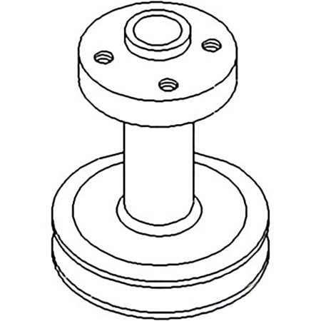 sba145336570 ford new holland compact tractor water pump