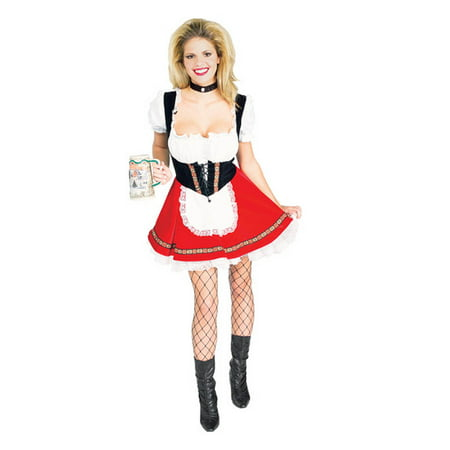 Tavern Girl Barmaid Bartender Sexy Adult Women's Costume for $<!---->
