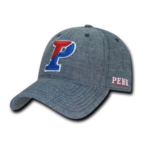 University of Pennsylvania Penn Quakers NCAA Cotton Denim Baseball Cap Hat](Quaker Hats)