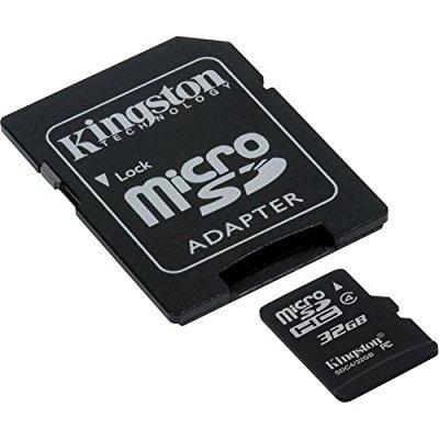Kingston samsung brightside cell phone memory card 32gb m...