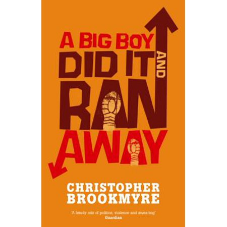 A Big Boy Did It And Ran Away (Abacus Books) (Paperback)](It A Boy)