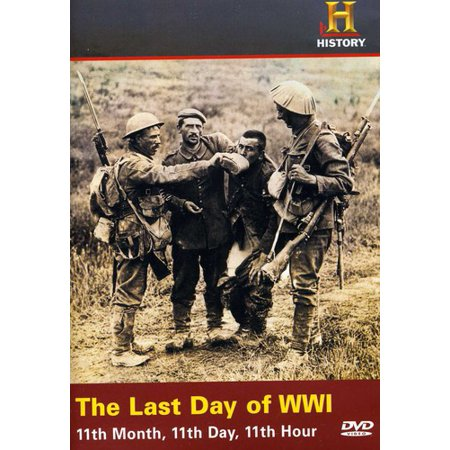 The Last Day of World War I (DVD)