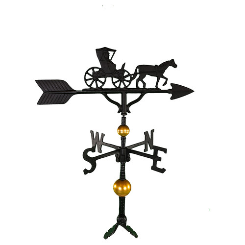 Montague Metal Products Inc. Deluxe Country Doctor Weathervane