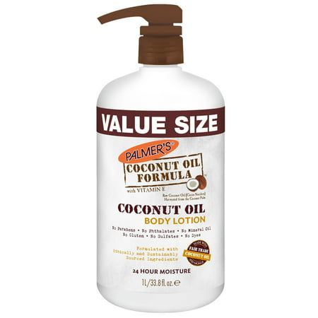 Palmer's Coconut Oil Formula with Vitamin E Coconut Oil Body Lotion/ 33.8 fl.