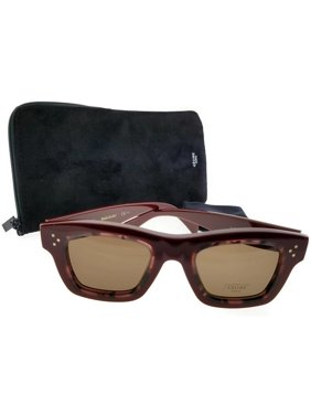 f76efa1d9ef6d Product Image Celine 41396S-0T7I-8U-47 Gaby Unisex Purple Frame Brown Lens  Genuine Sunglasses