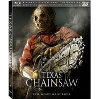 Texas Chainsaw (Blu-ray + Blu-ray + Digital Copy)