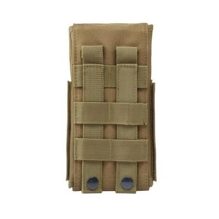Tinymills 12 Gauge MOLLE 25 Round Shells Shotgun Reload Magazine Pouch Holder Bag Case