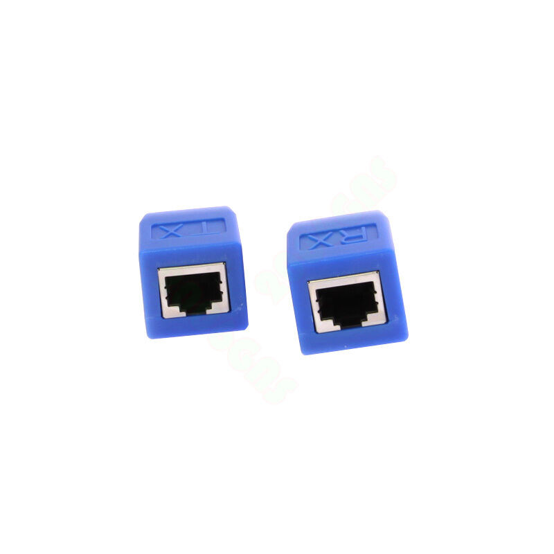 HDMI 1080P 30 M Meter Extender Over Ethernet LAN CAT5e CAT6 Network Cable 100Ft - image 2 de 7