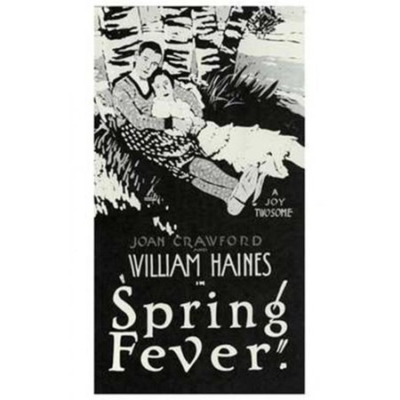 Posterazzi MOV199402 Spring Fever Movie Poster - 11 x 17 in. - image 1 of 1