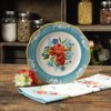 The Pioneer Woman Spring Bouquet 8.9-Inch Salad Plate