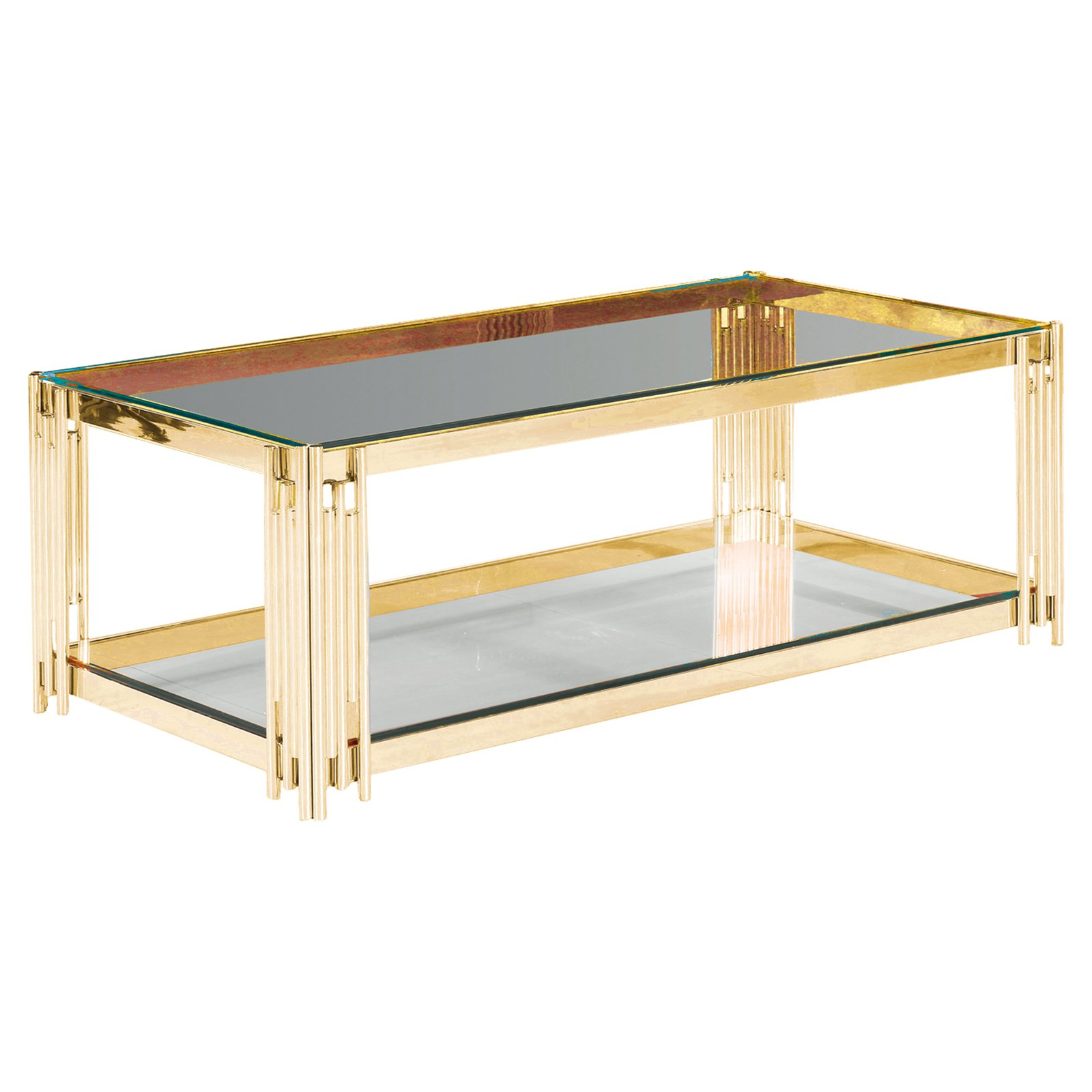 Sagebrook Home 2 Tier Cocktail Table