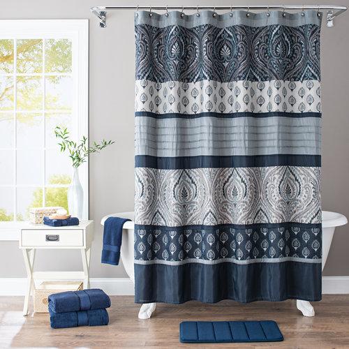 Shower Curtains christmas shower curtains walmart : Bath - Walmart.com