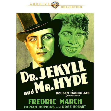 Dr. Jekyll and Mr. Hyde (DVD) (Dr Jekyll And Mr Hyde British Tv Series)