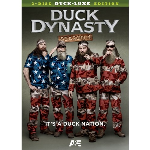 Duck Dynasty: Season 4 (Walmart Exclusive) (Widescreen, WALMART EXCLUSIVE)