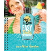 Fun in the Sun Easy Daily Crosswords (Other)