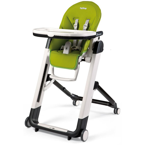 Siesta High Chair - Mela (Green)