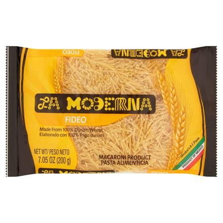 La Moderna Fideo Macaroni  7 05 Oz