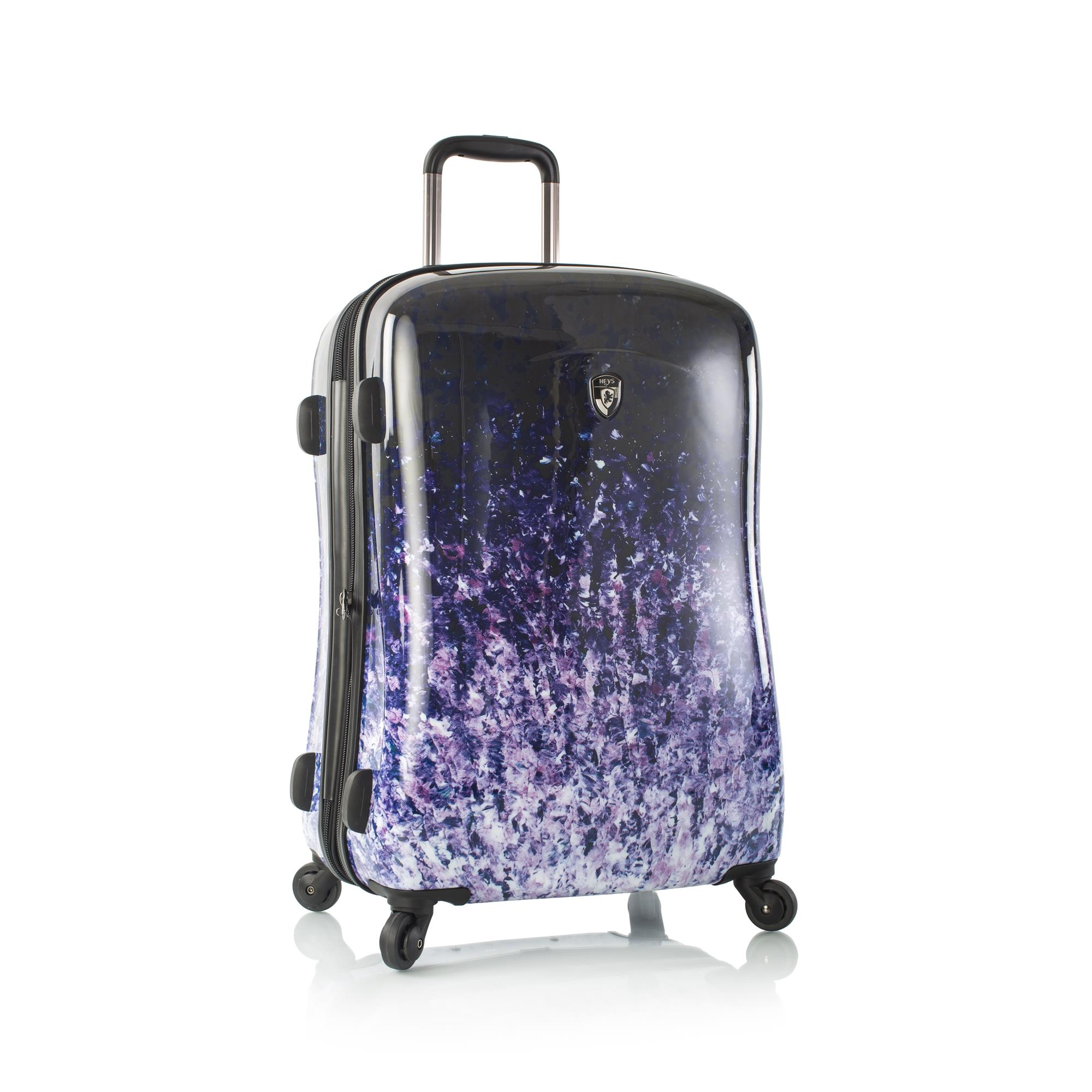 """Heys America Ombre Dusk Fashion  21"""" Carry-On Spinner Luggage"""