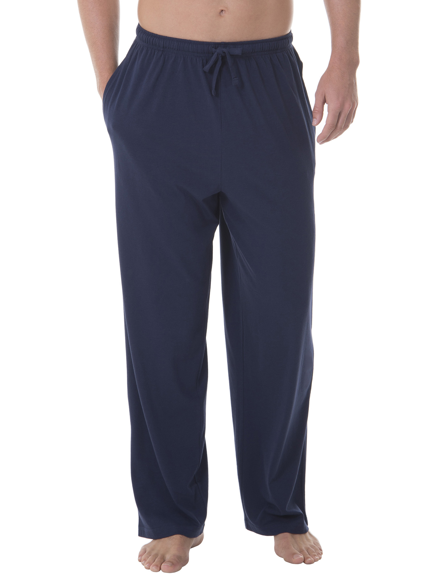 Fruit of the Loom Big and Tall Men's Knit Sleep Pant