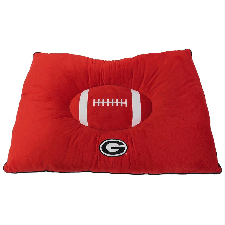 Georgia Bulldogs Dog Pillow Bed