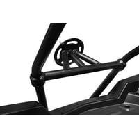 Dragonfire Racing 01-1011 RacePace Backbone Mount Spare Tire Carrier - Black