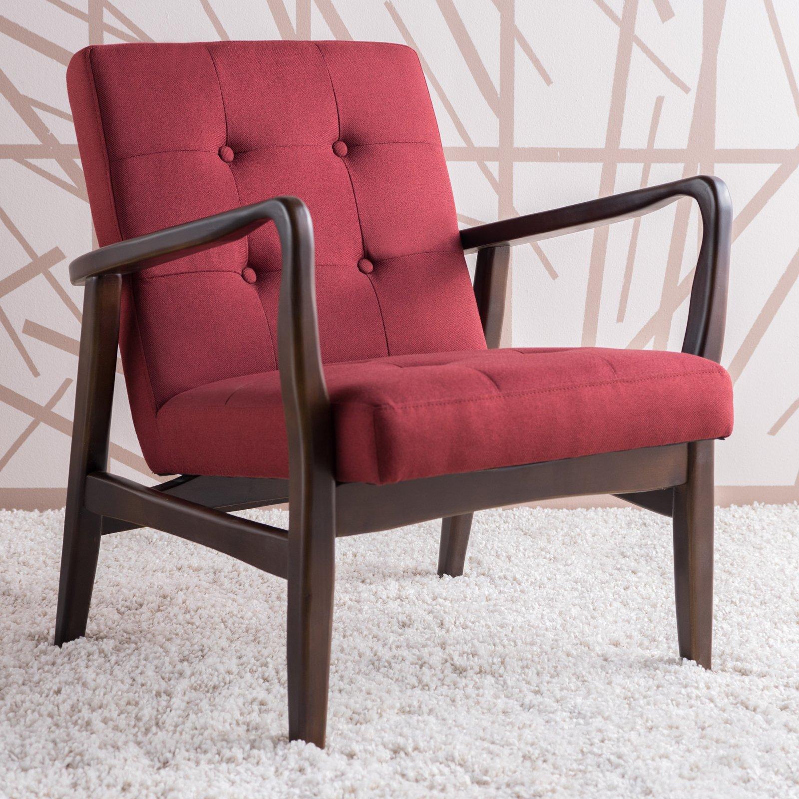 Jeffress Fabric Club Chair