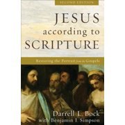 Jesus According to Scripture : Restoring the Portrait from the Gospels