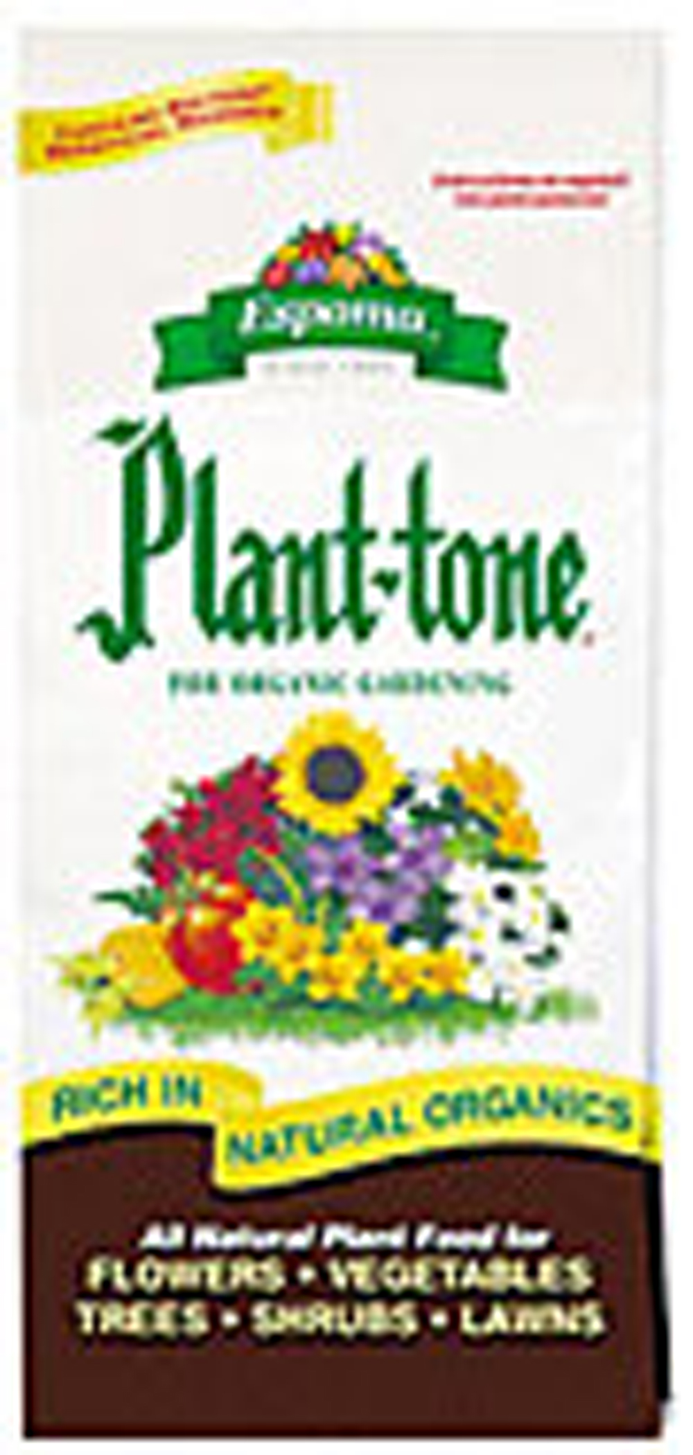 Espoma Organic Plant-tone Plant Food, 8 Lbs