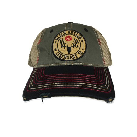Black Antler - Black Antler Mens Cap Corn Cob Quality Cotton Blend ... 77e278bd1a73