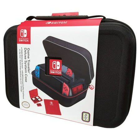 Nintendo® Switch Game Traveler Deluxe System Case
