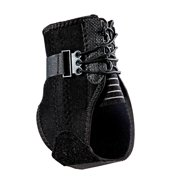 ACE Brand Ankle Support with Side Stabilizers, Adjustable, Low-Profile