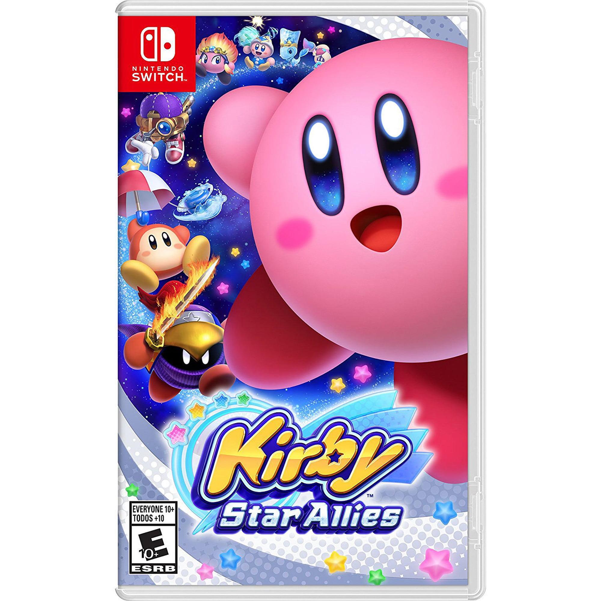 Kirby Star Allies, Nintendo, Nintendo Switch, 045496591922