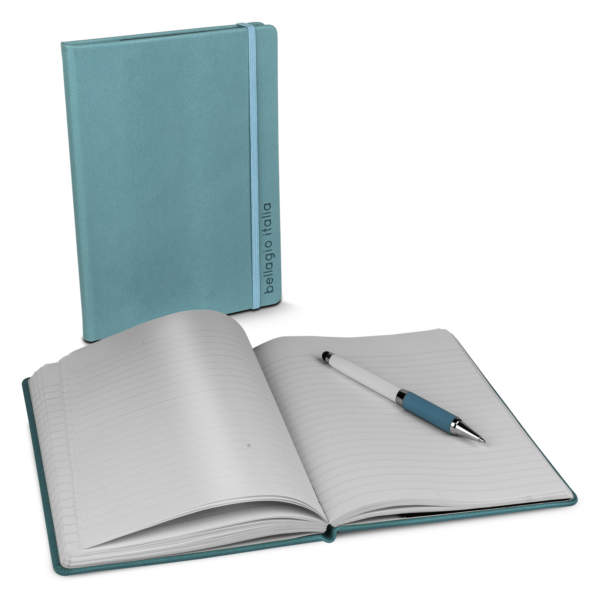 Bellagio-Italia Premium Bound 50 Page Notebook