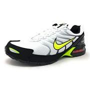 Nike Air Max Torch 4 Mens Running Shoe White/Volt-Black, Size 9 US