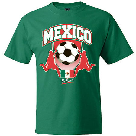 Mexico Soccer Green T-Shirt