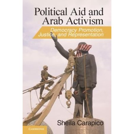 Political Aid and Arab Activism: Democracy Promotion, Justice, and Representation