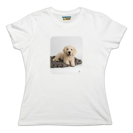 Graphics And More Golden Retriever Puppy Dog Knotty
