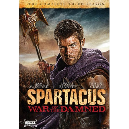 Spartacus: War of the Damned - The Complete Second Season (DVD)